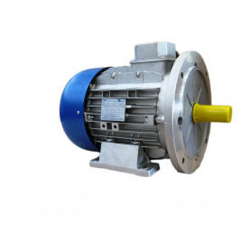 MOT. MT 80C B3 KW 0.75 / HP 1 4P V.230