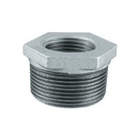 CAST-IRON REDUCING COUPLINGS 2X1