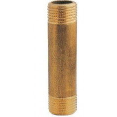 TDM EXTENDED SCREW - BRASS 1/2X100