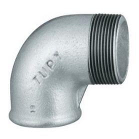 CAST-IRON ELBOW 3/8 MF