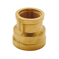 BRASS SOCKET REDUCED 3/4X1/2