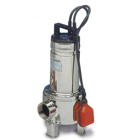 ELECTRIC PUMP LOWARA DOMO 15VX/B HP 1.5 230 50