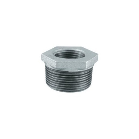 CAST-IRON REDUCING COUPLINGS 1/2X1/4