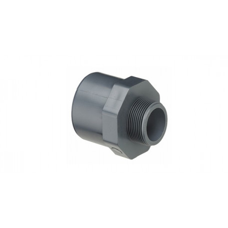 PVC NIPPLE SOCKET 40X32X3/4