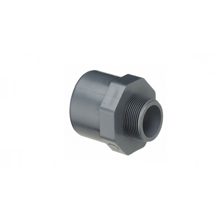 MANCHON-NIPPLE PVC 32X25X1/2