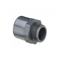 PVC NIPPLE SOCKET 125X110X4