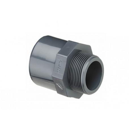 MANICOTTO NIPLES PVC 32X25X3/4