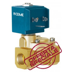 SOLENOID VALVE N.O. PILOT OPERATED 1'' NBR'