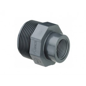 PVC REDUCER M/F 1.1/4X3/4