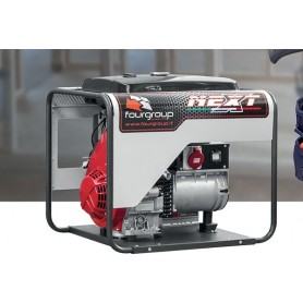 GENERATORE DI CORRENTE NEXT K 4100 M-R - Kw 3.3 - V.230 - AVR