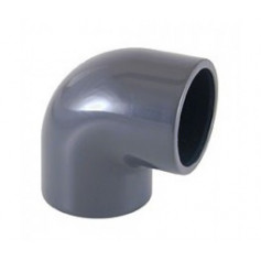 PVC ELBOW 90 DEGREES 16