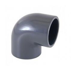 GOMITO PVC A 90' 16