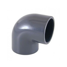 PVC ELBOW 90 DEGREES125