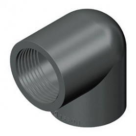 PVC ELBOW 90 DEGREES 25X3/4