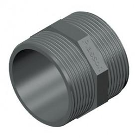 PVC NIPPEL 1.1/4