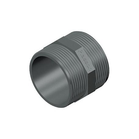 NIPLES PVC 2.1/2