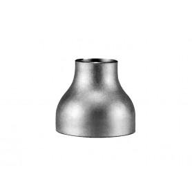 RIDUZIONE CONCENTRICA INOX AISI 304 DIAMETRO 42.4 X 21.3