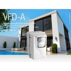 INVERTER FREQUENZA 1 MOT VFD-A/7,5 TT400