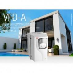INVERTER FREQUENZA 1 MOT VFD-A/0,75 TT400