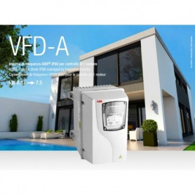 INVERTER DI FREQUENZA 1 MOTORE VFD-A/1 TT230 - SERIE VFD-A