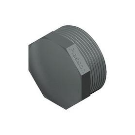 PVC PLUG 2.1/2