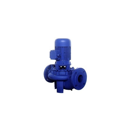 E/POMPA ATURIA AQUALINE 40x125X KW 0.25 V.380 4P