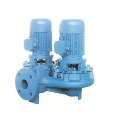 E/POMPA ATURIA GEM.D 40x125X KW 0.25 V.380 4P