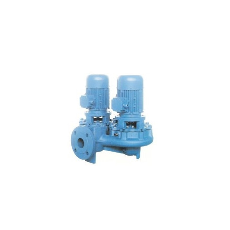 E/POMPA ATURIA GEM.D 50x125X KW 0.37 V.380 4P