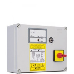 SINGLE PH. CONTROL PANEL 2 PUMPS 0.75kW-7T-SI-2