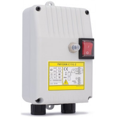 1-PHASE PROTECTION - 1 PUMP 1.1kW-40C-12T-IL-2