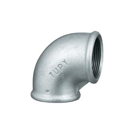 CAST-IRON ELBOW 1/4