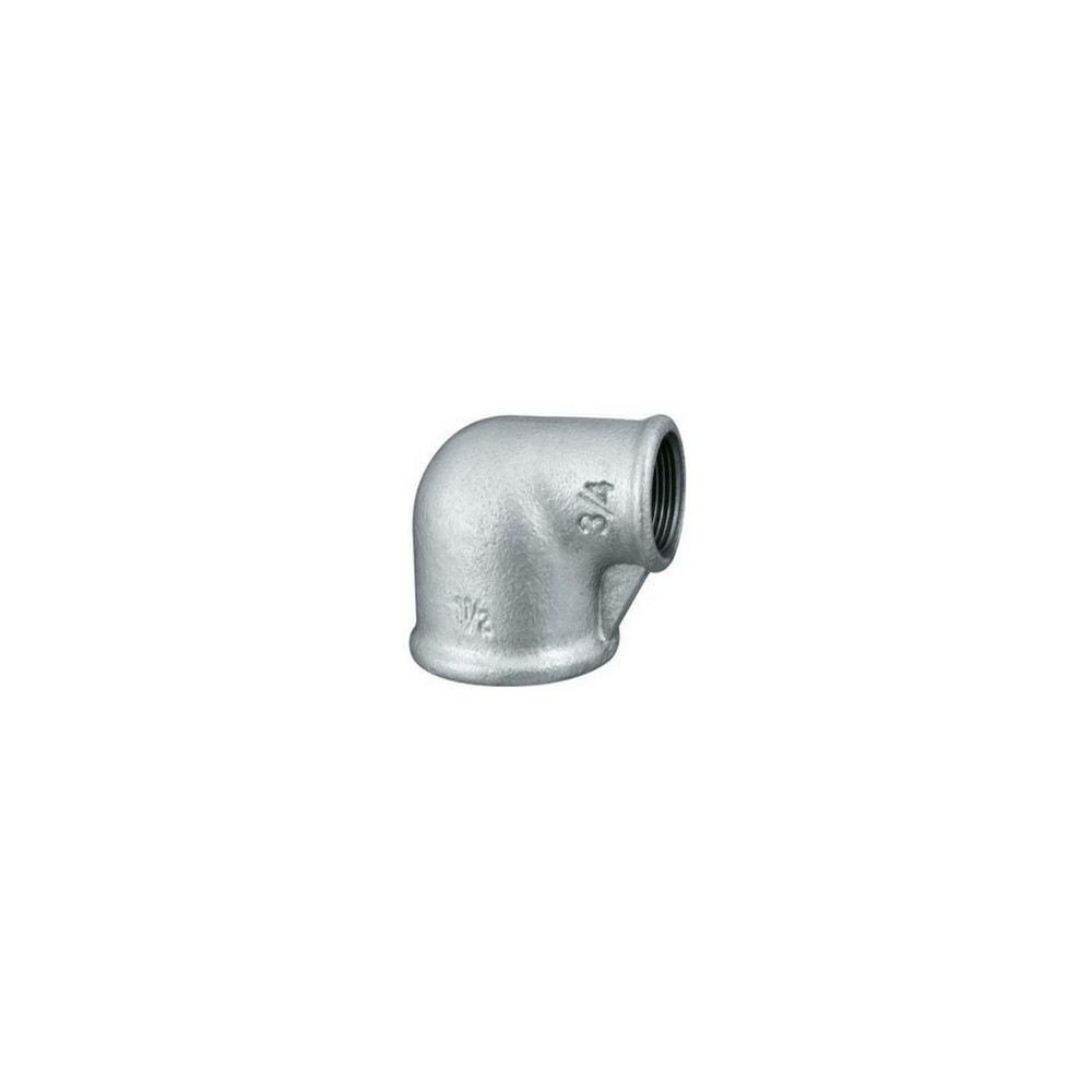 Cast iron reducing elbow comid