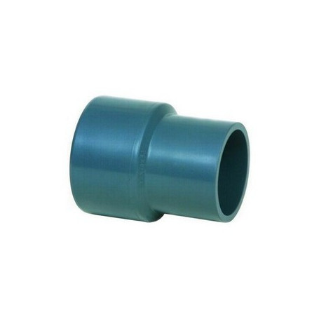 REDUCING SOCKET PVC 140X125X75