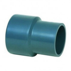 PVC REDUKTION MIT STECKMUFFE 250X225X140
