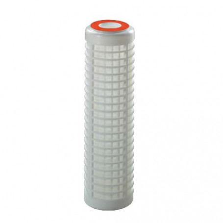 POLYESTER NET FILTERING CARTRIDGE 10 GEL 60 MIC'