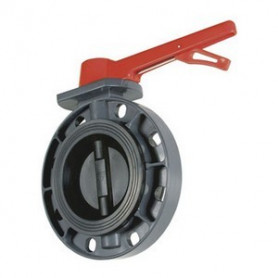 BUTTERFLY VALVE PVC EPDM 63