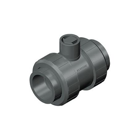 VALVOLA PVC NON RITORNO EPDM F.1.1/4