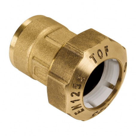 BRASS JOINT 20X1/2F