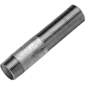 GALVANIZED SLIDING BARREL NIPPLE 3/4X120