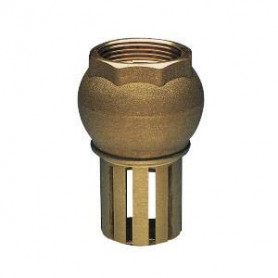 FOOT VALVE WITH STRAINER SAB. 1 1/2''