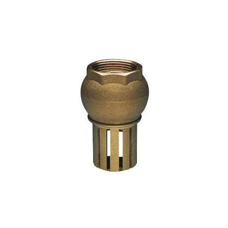 FOOT VALVE WITH STRAINER SAB. 3''
