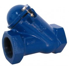 BALL CHECK VALVE 21/2'' THREADED '