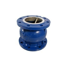 AXIAL DISC CHECK VALVE DN200 PN16