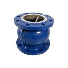 AXIAL DISC CHECK VALVE DN300 PN16