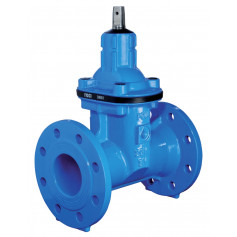 RACI LONG BODY GATE VALVE DN250 PN10 SOFT SEATED