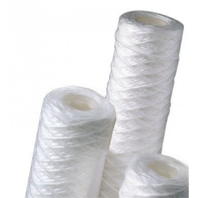 CARTRIDGE WRAPPED WIRE 10'' - 5 MICRON