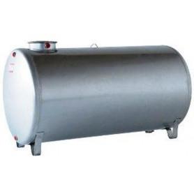 SERBATOIO INOX 316L OR LT. 500