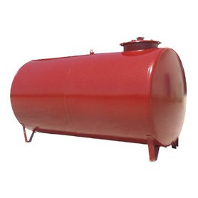 GENERAL TANK HORIZONTAL LT. 1200 WITH FEET S/P