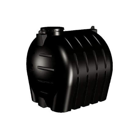 POLYETHYLENE TANK. CYLINDRICAL/BURIED LT.1500 OR