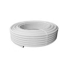 TUBO MULTISTRATO 20X2MM AL0.25 BIANCO ML.100